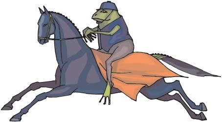 A Famous Horse